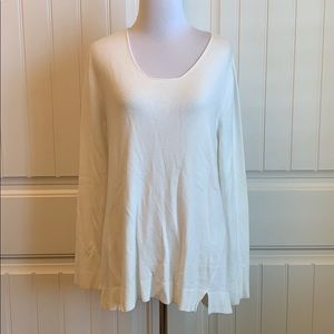 Olivaceous sweater - Cashmere blend